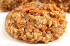 Carrot Cake Oatmeal Cookies {Recipe Video!}