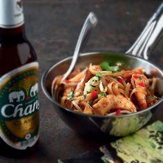 Ce plat est très facile et très rapide, mais pour le réussir, faites comme les Thaïlandais : préparez tous les ingrédients à l'avance.