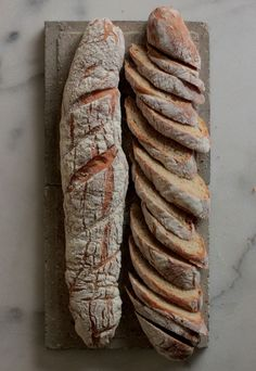 How To Make Homemade Baguette Bread