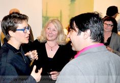 Photographer Susan Mikula (the blonde) with long-time partner Rachel Maddow (glasses). Photo by Cheryl Mazak. Rachel Maddow, Photo Blog, Back In Time, Inside Out, Cheryl, Lesbian, News, Couple Photos, Usa