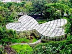 Es el Mariposario y jardín botánico de Calarcá. Foto: De La Vega Tours