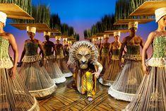 """Musical """"O Rei Leão"""" chega para reinar no Brasil"""