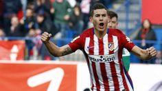 Atletico Madrid shock: Hernandez arrestato per violenza domestica - http://www.contra-ataque.it/2017/02/03/atletico-madrid-hernandez-arrestato.html