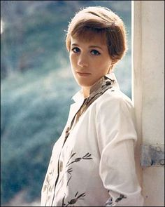 Sometimes I prefer Julie Andrews over the sophisticated Audrey Hepburn. She has this innocent sense of maturity(and silliness) and yet classic youthfulness that makes you love her in every movie she's ever been in.