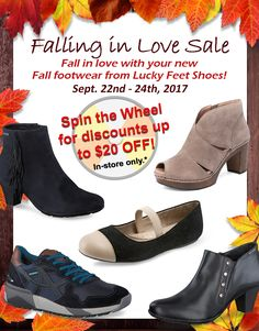 Hello Fall! Stop by