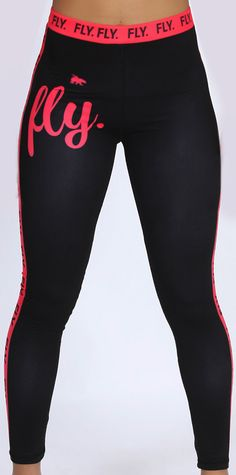 Stylist, flattering and super comfortable. Premium stretch fabric with detail waistband print and trademark logo on front. Super smooth and fit to flatter—our premium stretch fabric now with sporty-pi