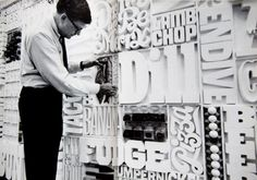 Despite the fact that he passed away over 30 years ago in May 1981, Herb Lubalin's shadow still looms large over modern typography