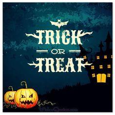 trick or treat halloween halloween pictures happy halloween halloween images trick or treat happy halloween quotes - Halloween Card Quotes