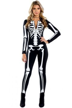 34cafcb01d4 Skeleton Bodysuit Costume. Skeleton BodysuitHalloween BodysuitBodysuit CostumeHalloween  Costumes ...