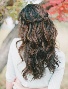 Waterfall Twist Tutorial: Cute Hairstyles