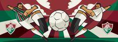 Arte para caneca - Fluminense