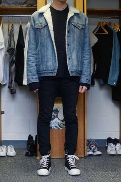 Fit pic a day fer fashion, stylish mens fashion y mens fashi Men's Clothing Looks, Mens Clothing Styles, Stylish Mens Fashion, Men's Fashion, Fashion Outfits, Fashion Shoes, Winter Fashion, Boy Outfits, Casual Outfits