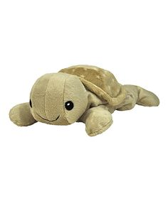 Cloud b Brown Turtle Plush Toy Heat Pack efb7eb40f306