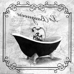 Fürdőszobai kádas