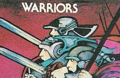 the art of Bob Pepper, for the Dark Tower board game, Milton Bradley, 1981.