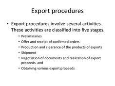 Obraz: Export Import Procedures In INDIA