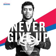 His story inspires us all #longlivedreams #russellwilson #seahawks https://blog.amfam.com/blog/russell-wilson-passing-academy?sourceid=PIN_AMBSR_WILSON
