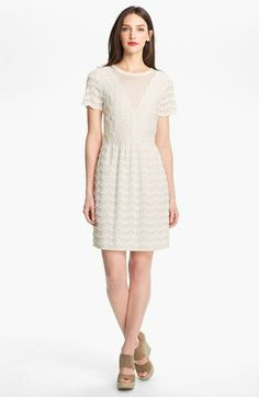 MARC BY MARC JACOBS Knit Cotton Blend Dress available at #Nordstrom