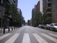 Calles de Gandia