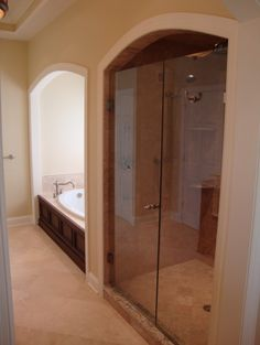 bathroom remodel traditional. Could never do this in my house but maybe my next one?