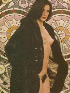 Demi Moore Penthouse 1981