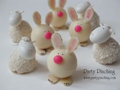Easter Bunny Bash - Party Planning - Party Ideas - Cute Food - Holiday Ideas -Tablescapes - Special Occasions And Events - Party Pinching