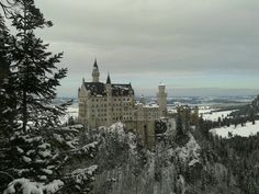 From Germany a snowy dream