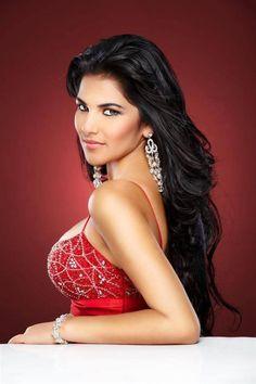 Jexandra Mecias Candidata Miss Ecuador 2015