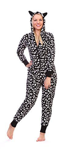 b74be1d041 Totally Pink Women s Warm and Cozy Plush Onesie Pajama (Small