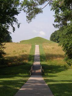 Ocmulgee National Monument, Macon, GA.
