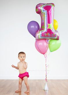 one year birthday photos