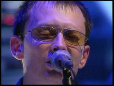 Radiohead perform 'No Surprises' on Later With Jools Holland. Recorded 31st May 1997 the video is now available as part of the new Special Edition of OK Comp...