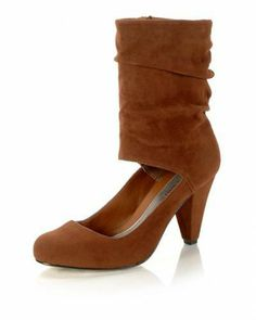 Dreams Heel Booties