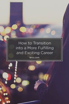 4 steps you can take today to start achieving your dream job, regardless of your degree or professional background. www.levo.com