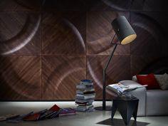 Panel de pared 3D modular de madera CALAIS by MOKO