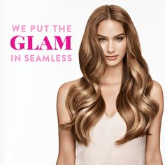 Our ash brown tape in extensions are the most natural-looking extensions available. They are made with professional, salon-quality human hair and installed ever