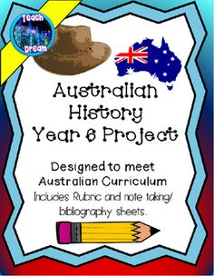 This project has students researching Australian federation, life in century Australia and an Iconic figure. History Activities, History Education, Teaching History, Geography Activities, Art History, Teaching Schools, Teaching Social Studies, Teaching Ideas, Federation Of Australia
