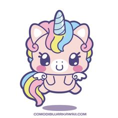 Cute unicorn kawaii Cute Unicorn Kawaii How to draw cute Unicorn kawaii Bénelo - Cute Unicorn, Cartoon Unicorn, Unicorn Art, Chibi Unicorn, Cartoon Pig, Kawaii Anime, Kawaii Chibi, Kawaii Art, Cute Animal Drawings Kawaii