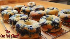 My Oven Baked Blueberry Donuts recipe just hit 1 MILLION VIEWS on YouTube!!! Check out the video here: http://youtu.be/2qqDVGHD8Jg