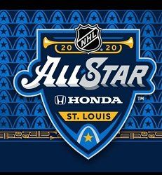 New logo for the upcoming NHL Allstar Game in St Louis. Can you spot the piano keys? Nhl All Star Game, Run Cycle, Las Vegas Photos, Nhl Players, St Louis Blues, Piano Keys, Win A Trip, Star Logo, National Hockey League