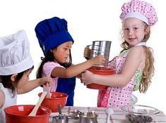 Have a kid who is creative the kitchen?  Try throwing a cooking party for the next birthday!