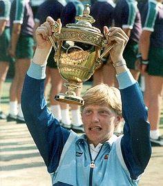 Boris Becker - Wimbledon '85