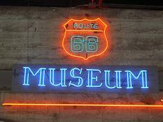 Route 66 Museum, Kingman, AZ