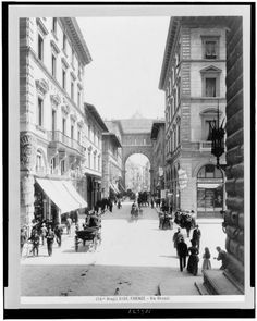 1822-1881 FLORENCE, ITALY