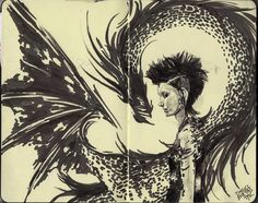 Sketchbook - For Sally by ToPpeRa-TPR on DeviantArt