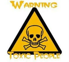 Narcissists create a toxic environment all around them. Beware!