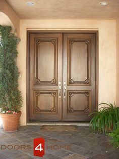 Explore our gallery to find inspiration for any opening in your home. Browse our collection of entry doors, wood doors, interior doors and barn doors. Wood Doors, Entry Doors, Interior Doors For Sale, Home Interior Design, Exterior, Living Room, Inspiration, Furniture, Decoration