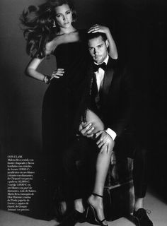 malena costa y mario couples vogue - Blog Sensahion
