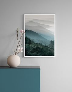Forest Mountain, posters