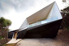 Casa angulosa #casas #houses  casas_raras  original_houses